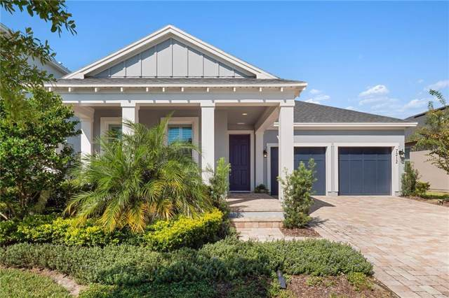 7212 Backwoods Trail, Windermere, FL 34786 (MLS #O5815416) :: Florida Real Estate Sellers at Keller Williams Realty