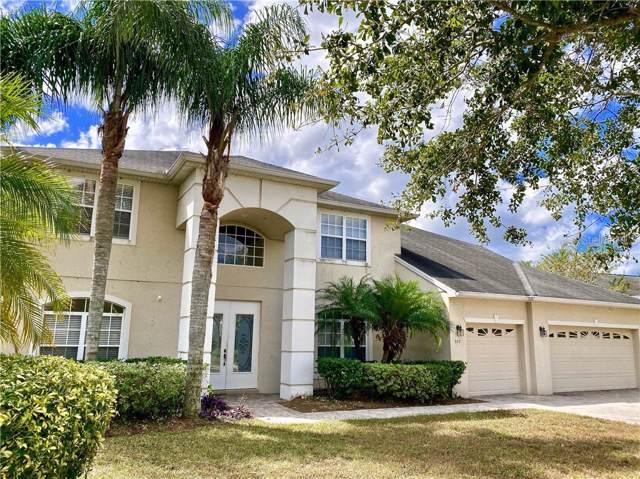 357 Beacon Pointe Drive, Ocoee, FL 34761 (MLS #O5815575) :: Cartwright Realty