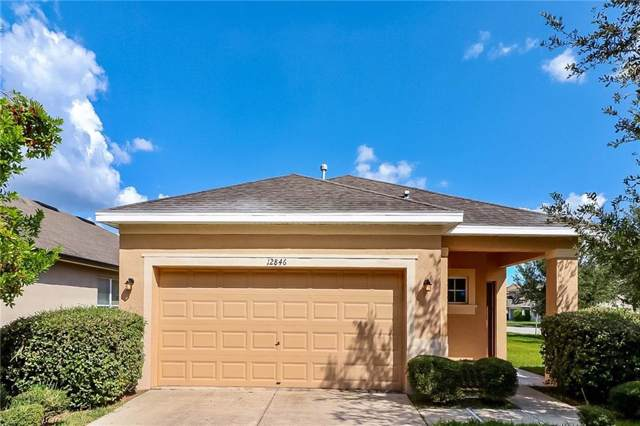 12846 Hampton Hill Drive, Riverview, FL 33578 (MLS #O5815750) :: Griffin Group