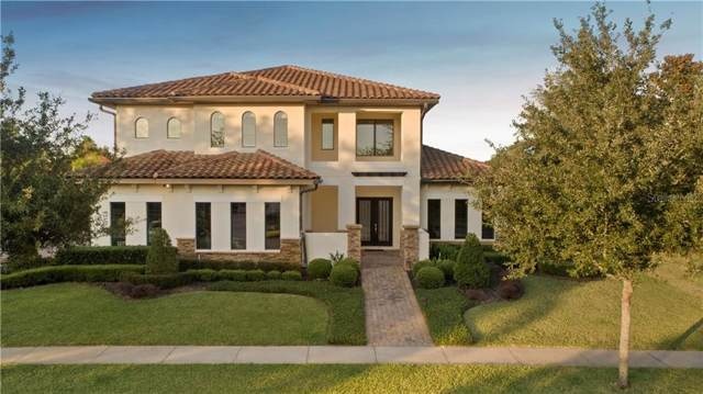 1337 Lake Whitney Drive, Windermere, FL 34786 (MLS #O5815805) :: Florida Real Estate Sellers at Keller Williams Realty