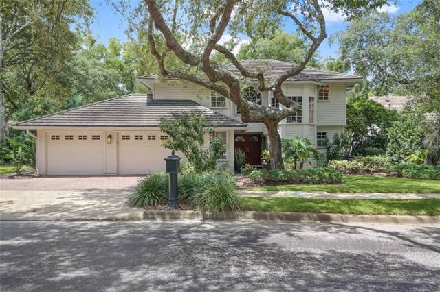 385 Gilston Court, Lake Mary, FL 32746 (MLS #O5815818) :: Griffin Group