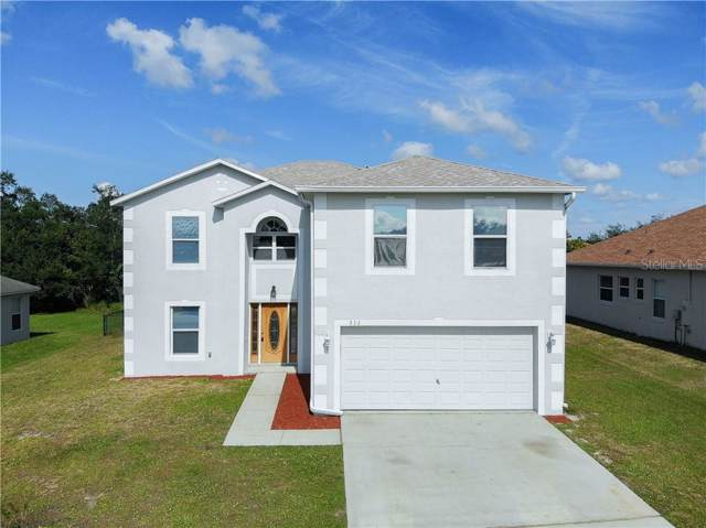 311 Drum Lane, Poinciana, FL 34759 (MLS #O5815819) :: Alpha Equity Team