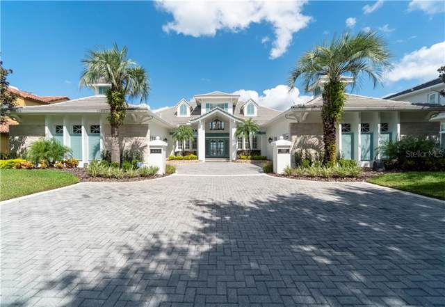 8316 Lake Burden Circle, Windermere, FL 34786 (MLS #O5816104) :: Bustamante Real Estate