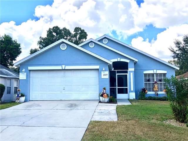 2049 Cranberry Isles Way, Apopka, FL 32712 (MLS #O5816933) :: Florida Real Estate Sellers at Keller Williams Realty