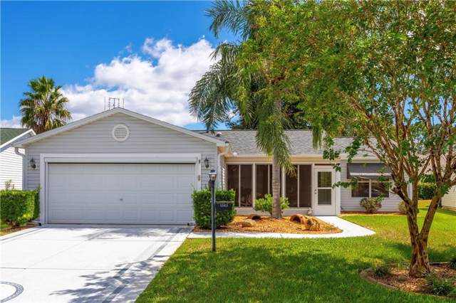 1343 Ballesteros Drive, The Villages, FL 32162 (MLS #O5816954) :: Keller Williams Realty Peace River Partners