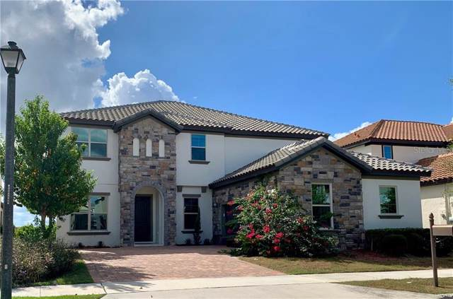8376 Lookout Pointe Drive, Windermere, FL 34786 (MLS #O5817083) :: GO Realty