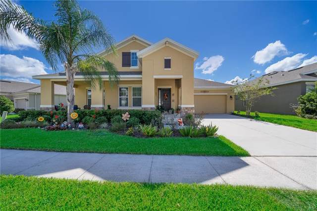 2420 Marshfield Preserve Way, Kissimmee, FL 34746 (MLS #O5817114) :: Premium Properties Real Estate Services