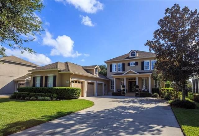 6049 Caymus Loop, Windermere, FL 34786 (MLS #O5817128) :: Bustamante Real Estate