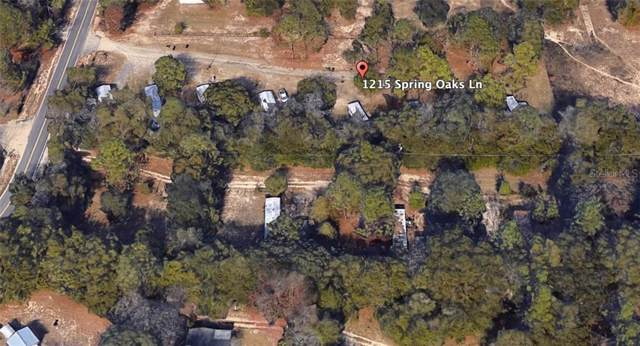 1215 Spring Oaks Lane #1, Tallahassee, FL 32305 (MLS #O5817309) :: RE/MAX Realtec Group