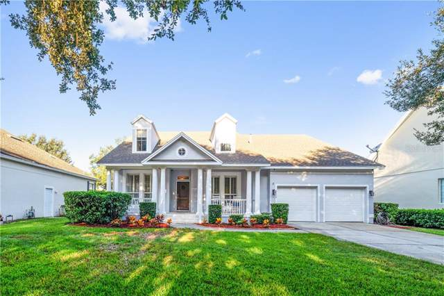 8430 Woburn Court #1, Windermere, FL 34786 (MLS #O5817402) :: Florida Real Estate Sellers at Keller Williams Realty