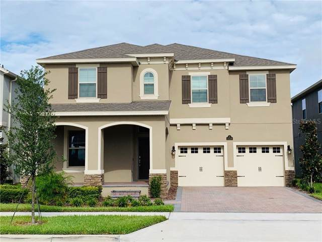 10139 Beach Port Drive, Winter Garden, FL 34787 (MLS #O5817410) :: Cartwright Realty