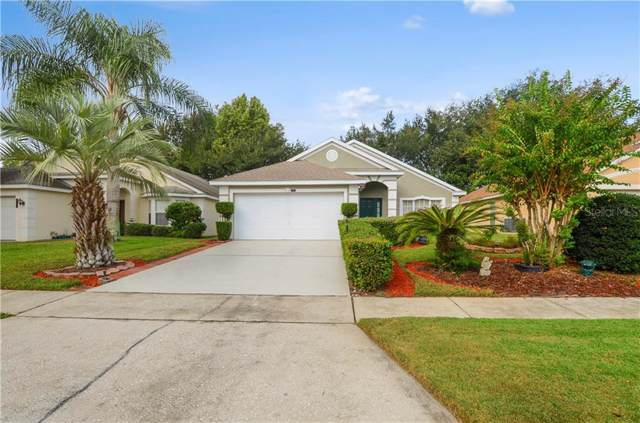 2721 Brook Hollow Road, Clermont, FL 34714 (MLS #O5817428) :: Cartwright Realty