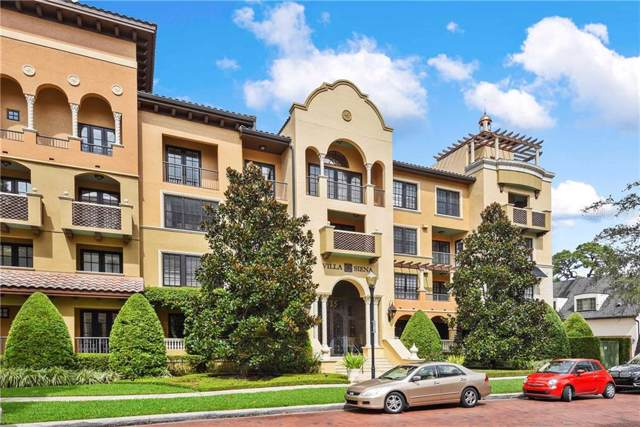 315 E New England Avenue #18, Winter Park, FL 32789 (MLS #O5817667) :: Bustamante Real Estate