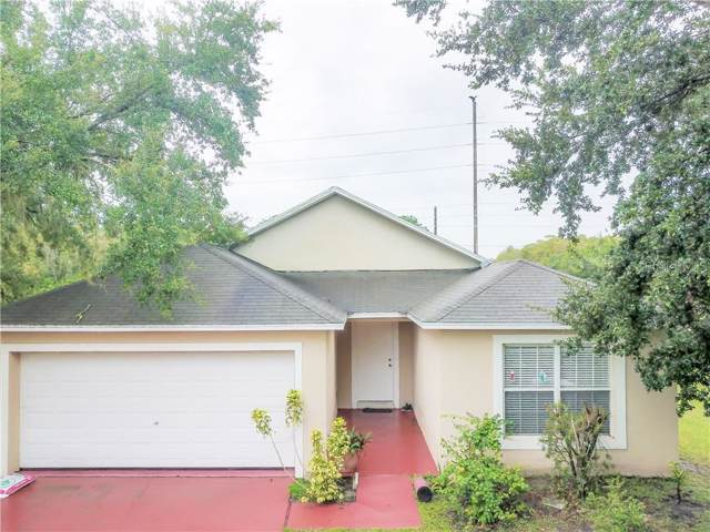 445 Dove Drive, Kissimmee, FL 34759 (MLS #O5817673) :: Baird Realty Group