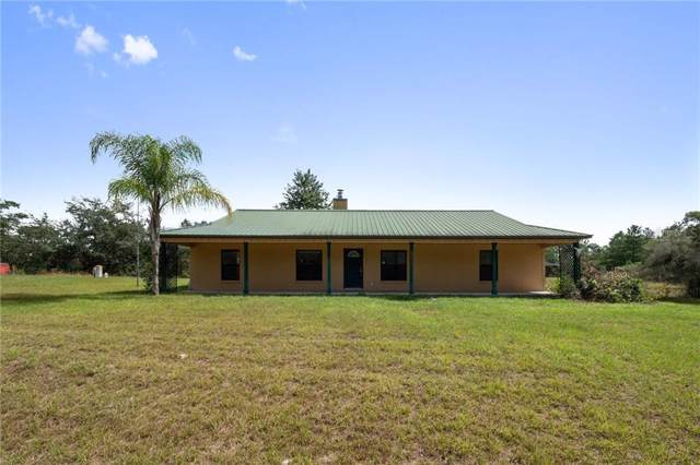 42848 Cooter Pond Road, Deland, FL 32720 (MLS #O5817686) :: Cartwright Realty
