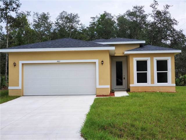 1401 Punta Gorda Court, Poinciana, FL 34759 (MLS #O5817783) :: Premier Home Experts