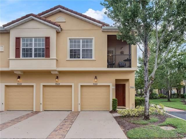 7501 Bliss Way #38, Kissimmee, FL 34747 (MLS #O5817913) :: Lovitch Realty Group, LLC