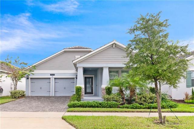 11025 History Avenue, Orlando, FL 32832 (MLS #O5818133) :: Cartwright Realty