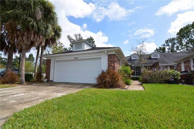 1413 S Chickasaw Trail #3, Orlando, FL 32825 (MLS #O5818165) :: Florida Real Estate Sellers at Keller Williams Realty
