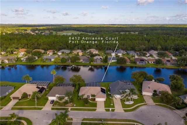 6412 Adrianne Court, Port Orange, FL 32128 (MLS #O5818182) :: Florida Life Real Estate Group