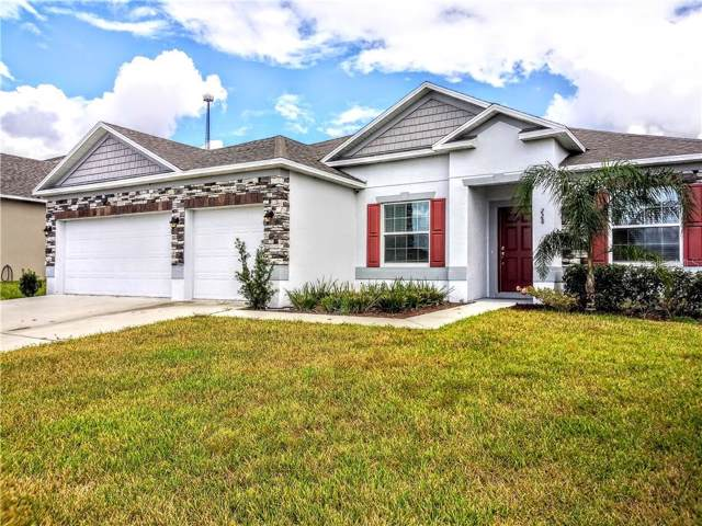 228 Morhouse Lane, Haines City, FL 33844 (MLS #O5818295) :: Baird Realty Group