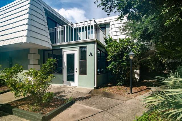 4150 S Atlantic Avenue 127A, New Smyrna Beach, FL 32169 (MLS #O5818329) :: Florida Life Real Estate Group