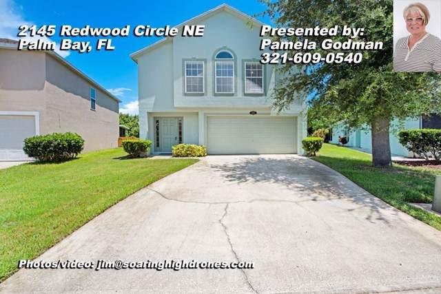 2145 Redwood Circle NE, Palm Bay, FL 32905 (MLS #O5818369) :: Cartwright Realty