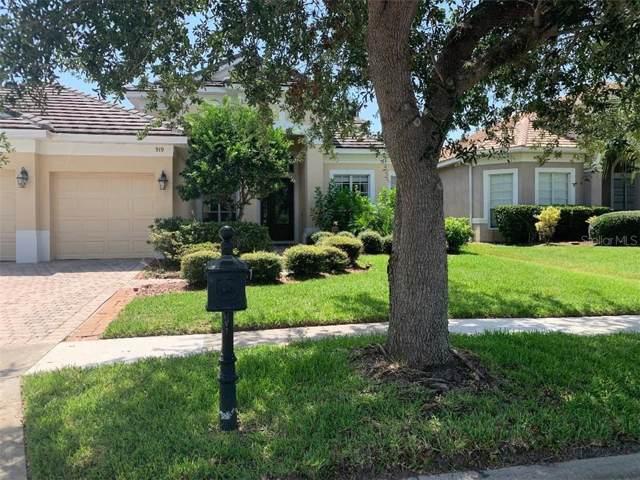 919 Algare Loop, Windermere, FL 34786 (MLS #O5818391) :: Cartwright Realty