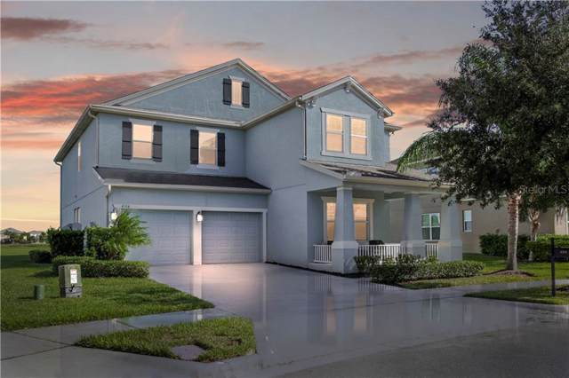4318 Old Sycamore Loop, Winter Garden, FL 34787 (MLS #O5818422) :: Cartwright Realty
