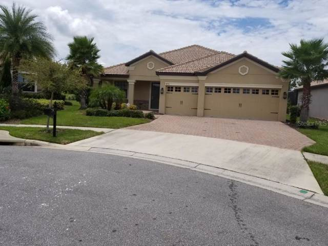8976 Dove Valley Way, Champions Gate, FL 33896 (MLS #O5818489) :: Lock & Key Realty