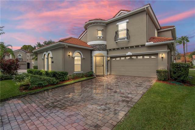 1131 Lascala Drive, Windermere, FL 34786 (MLS #O5818588) :: Florida Real Estate Sellers at Keller Williams Realty