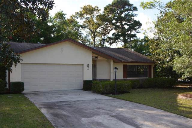 11196 Gifford Drive, Spring Hill, FL 34608 (MLS #O5818636) :: Homepride Realty Services