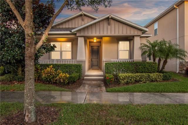 8009 Atlantic Puffin Street, Winter Garden, FL 34787 (MLS #O5818679) :: Florida Real Estate Sellers at Keller Williams Realty