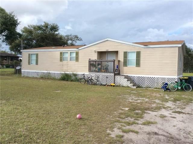 2389 Tumbleweed Trail, Lake Wales, FL 33898 (MLS #O5818771) :: Griffin Group