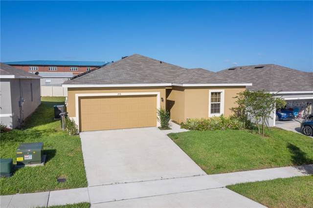 216 Tanager Street, Haines City, FL 33844 (MLS #O5818832) :: Rabell Realty Group