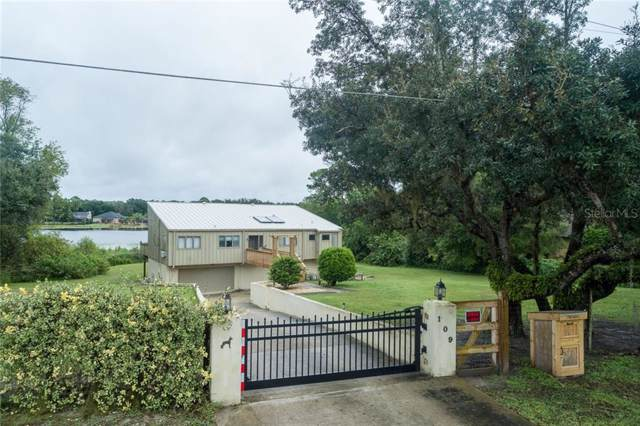109 Overlook Drive, Chuluota, FL 32766 (MLS #O5818887) :: GO Realty