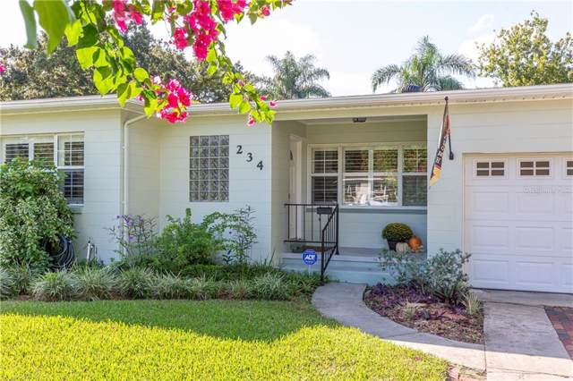 234 W Spruce Street, Orlando, FL 32804 (MLS #O5818895) :: Gate Arty & the Group - Keller Williams Realty Smart