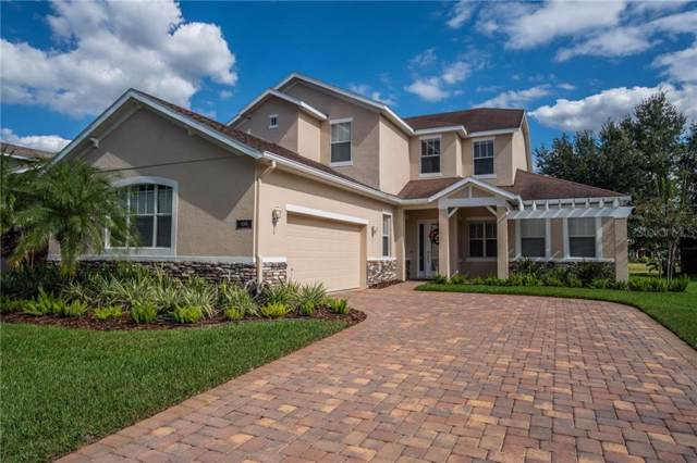 4345 Indian Deer Road, Windermere, FL 34786 (MLS #O5818928) :: The Robertson Real Estate Group