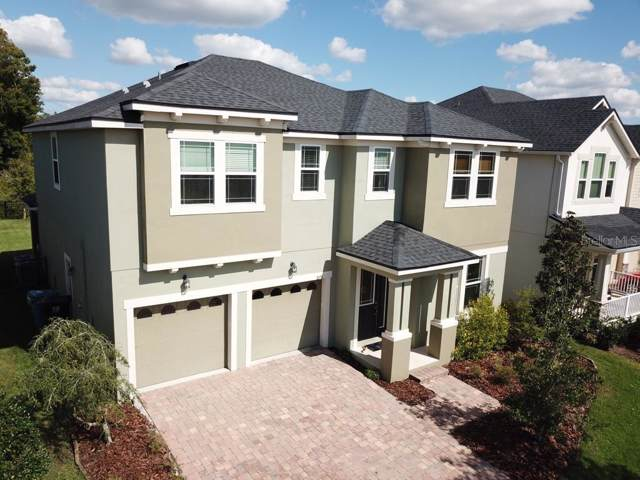 8391 Randal Park Boulevard, Orlando, FL 32832 (MLS #O5819006) :: RE/MAX Realtec Group