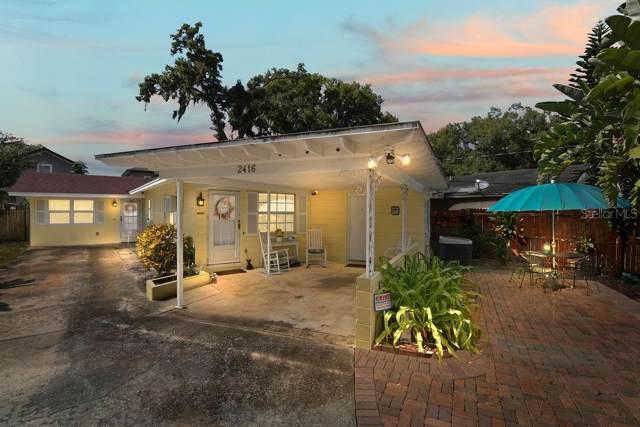 2416 Center Avenue, Orlando, FL 32806 (MLS #O5819092) :: Your Florida House Team