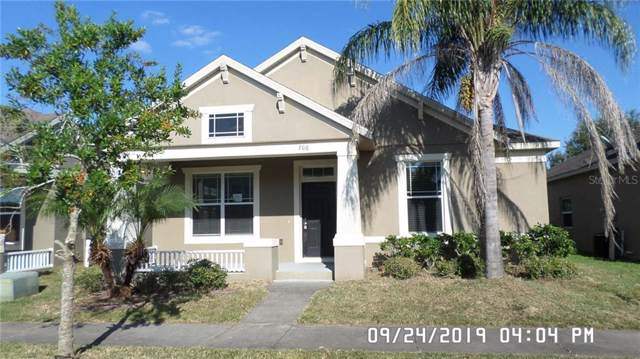 706 Lake Tarpon Way, Groveland, FL 34736 (MLS #O5819117) :: Griffin Group