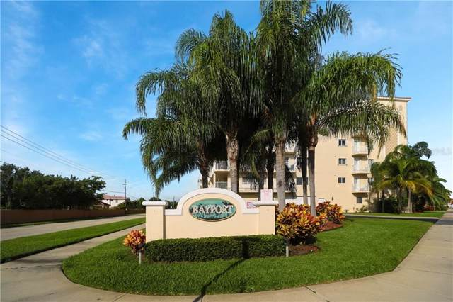 551 Casa Bella Drive #202, Cape Canaveral, FL 32920 (MLS #O5819168) :: Lock & Key Realty