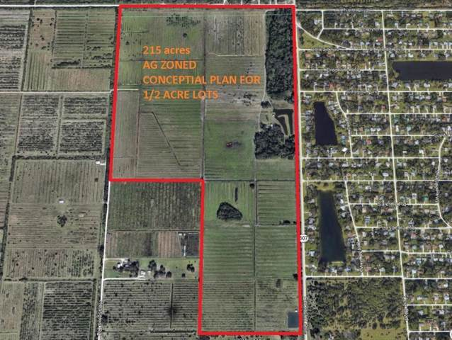 Address Not Published, Fort Pierce, FL 34951 (MLS #O5819174) :: The Light Team