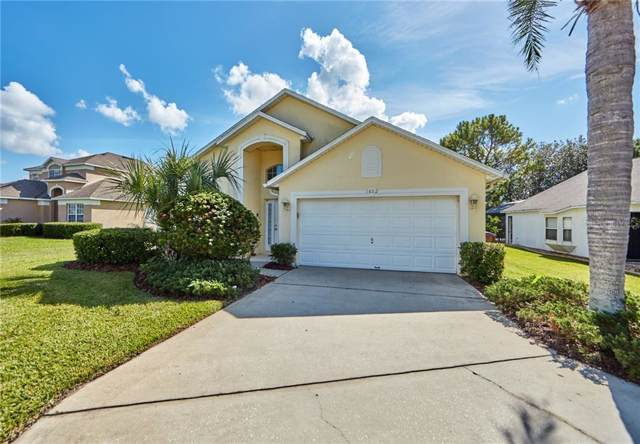1652 Dunes Court, Haines City, FL 33844 (MLS #O5819214) :: Baird Realty Group