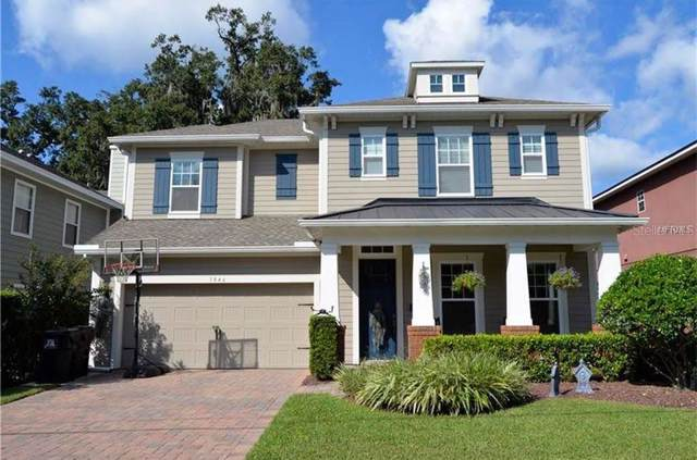 1846 Gerda Terrace, Orlando, FL 32804 (MLS #O5819219) :: Gate Arty & the Group - Keller Williams Realty Smart