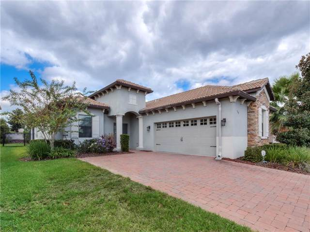 1318 Island Green Street, Champions Gate, FL 33896 (MLS #O5819327) :: Lock & Key Realty