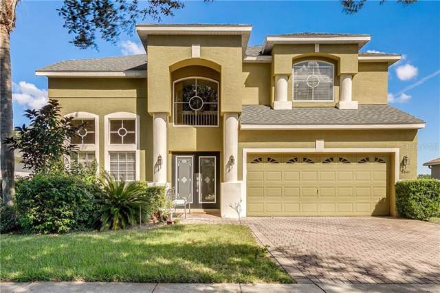 8841 Sky Vista Court, Orlando, FL 32818 (MLS #O5819340) :: Charles Rutenberg Realty