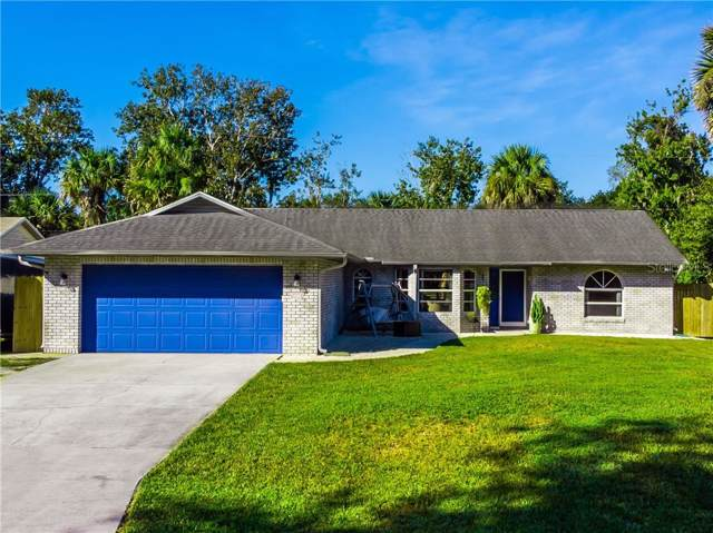 2122 Lime Tree Drive, Edgewater, FL 32141 (MLS #O5819372) :: The Brenda Wade Team