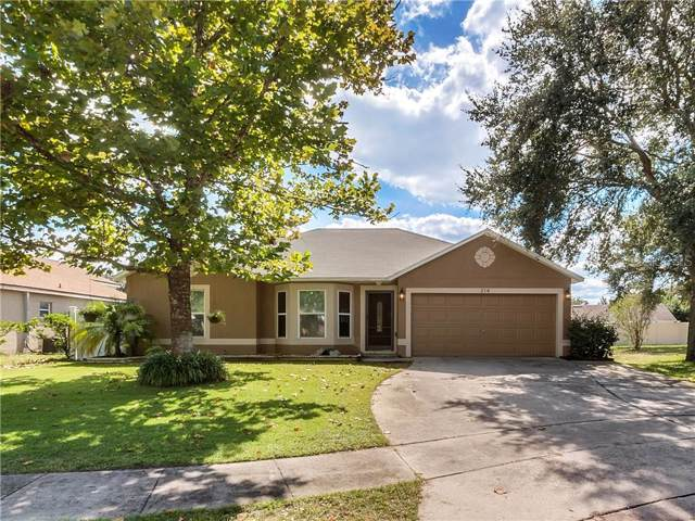 314 Breezeway Drive #1, Apopka, FL 32712 (MLS #O5819437) :: Rabell Realty Group