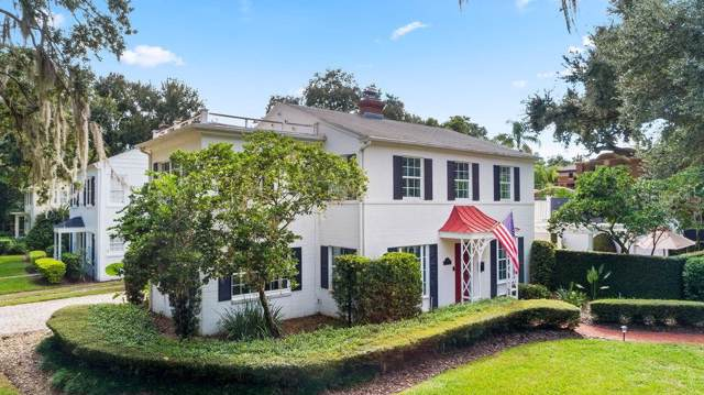1129 S Osceola Avenue, Orlando, FL 32806 (MLS #O5819584) :: Your Florida House Team